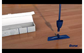 How to assemble and use your Bona spray mop