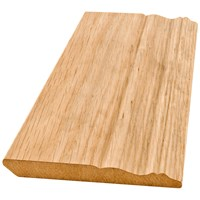 Doras  Proma Oak Skirting Prefinished