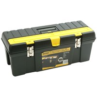 Stanley  26in Toolbox with Level Compartment
