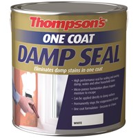 Thompsons  Damp Seal Paint - 2.5 Litre
