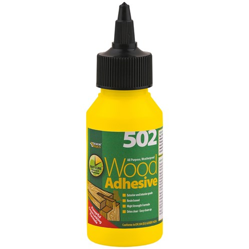 Everbuild  All Purpose Wood Adhesive Bottle - 75ml