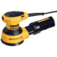 Dewalt  D26453 125mm Random Orbit Palm Sander - 230 Volt
