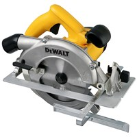 Dewalt  D23550 165mm Heavy Duty Circular Saw - 110V