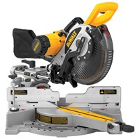 Dewalt  DW717XPS 250mm Sliding Compound Mitre Saw XPS - 110V