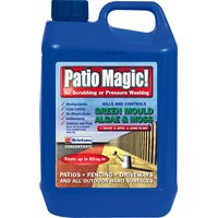 Patio Magic  Algae & Moss - 2.5 Litre