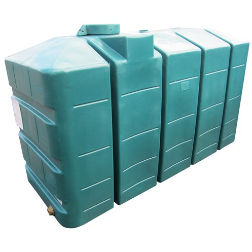 Carbery  Compact Oil Storage Tank - 950 Litre