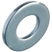 Allgrip  Flat Mild Steel Washer