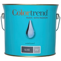 Colortrend  Gloss Colours Paint - 3 Litre