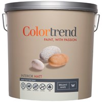Colortrend  Interior Matt Colours Paint - 10 Litre