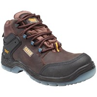 Cargo  Apollo Metal Free Safety Boots - Brown
