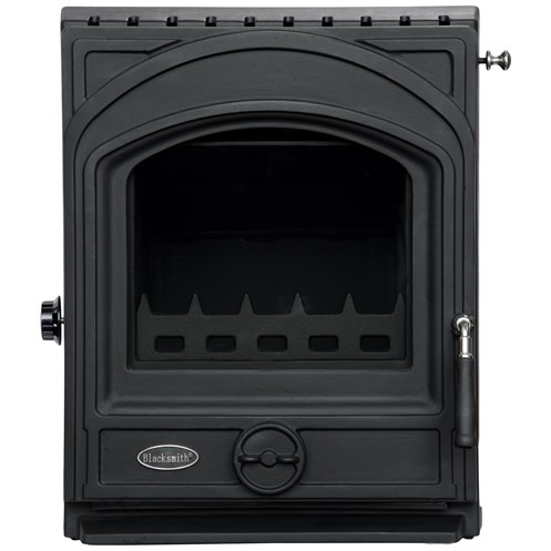 Blacksmith Artisan 12kW Boiler Stove - Matt Black