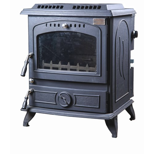 Blacksmith Forge 16kW Non Boiler Stove - Matt Black